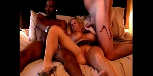 Granny's Wild And Crazy Interracial Sex Part 2