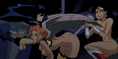 Batman Hentai