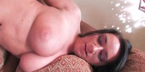 Busty Jorndan Star getting her tight