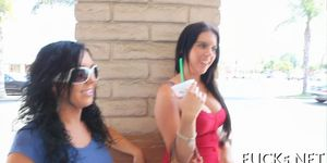 Angela Attison is having an lesbian affair with Angelina Castellano  1101799