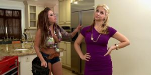 Hot And Mean - This Is Not A Drill Its a DRILLDO scene starring Mason Moore Sarah Vandella