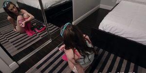 Petite spex teen pussydrilled balls deep Porn Videos