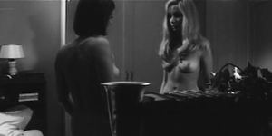 Anna Gael nude - Essy Persson sexy - Therese and Isabelle 1968
