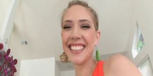 Benedetta Hamzai (Breanne Benson) needs deepthroat
