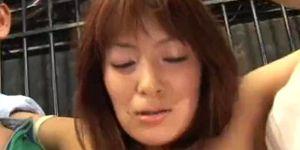 True submission girl Japanese maso pet girl