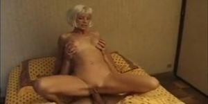 French blonde porno