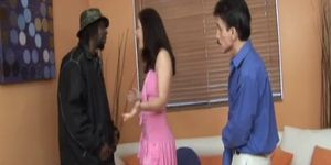 Oh No! There\'s a Negro in My Wife! 2 - Scene 2