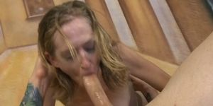 Blonde Skye Avery Rough Face Fucking Fun On Sofa Porn Videos