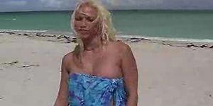 Nikki hunter nude beach