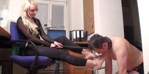 Fetish Ladies in Action