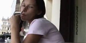 Susana spears asshole up close