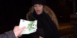 Public Agent - Busty Latina Venus Afrodita Fucked in Hotel