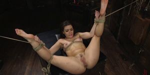 Kimber Woods and Tommy Pistol BDSM Porn Videos