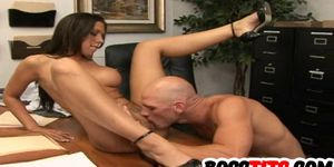 Stacked Rachel Starr Is In Charge