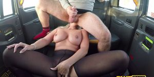 Fake Taxi - Sasha Steele gets her tits out at the car wash