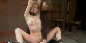 Ava trained by Rob to be a well mannered obedient slave