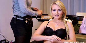 Blonde Model Jemma Valentine Has Hardcore DP Porn Videos