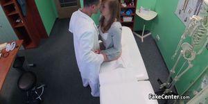 Doctor fuck horny babe Porn Videos