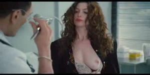 Celeb: Anne Hathaway hot tits and ass in nude/sex scene