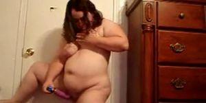 Mature Chubby Stripper