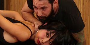 Sub asian sexslave Marica Haze cumswallows Porn Videos