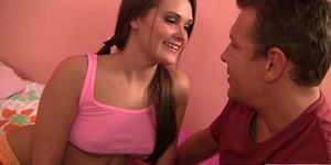 Abby gets railed by the guy she babysits for Porn Videos
