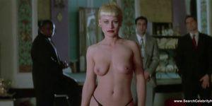 Patricia Arquette nude compilation