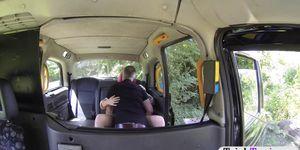 Pretty passenger screwed by nasty driver Porn Videos