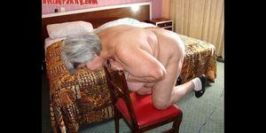 Slide show - HelloGrannY Amateur Latina Granny Pics Slideshow