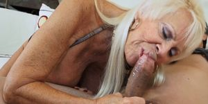 HOT GRANNIES SUCKING DICKS COMPILATION 4 Porn Videos