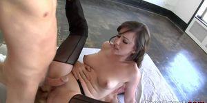 Jennifer White in Anal Threesomes Porn Videos