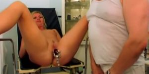 Piss kinky blonde nurse fucked by sailors