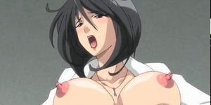 Hentai in Tech Explosive Tits
