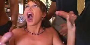 Nipple pull porn