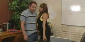 Ava Devine Office Fuck