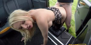 Fake Taxi - Amber Jayne Fucked by The Suspected Son of John
