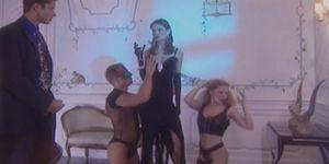 Sex porno troia - High class slut group sex anal facials at end troia culo