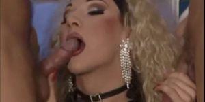Trannsexual porn - Alain l yle rare transsexual porn scene