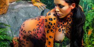 Eugenia Diordiychuk Playmates - Sound of Africa