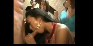 asian gone wild party suck stripper