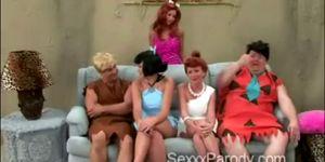 Sexy porn free movie - The flinstones sex parody scene