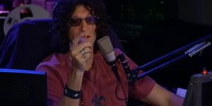 Howard stern perfect boobs