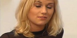 Sarah Blue anal fuck