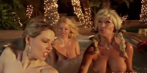 Kylee Nash, Cindy Lucas and Antonia Dorian - Sexy Wives Sinsations