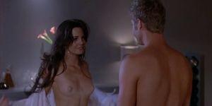 Jillian Murray nude - Marnette Patterson nude - Jessie Nickson nude - Wild Things - Foursome - 2010