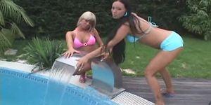 School lesbiean horne naked