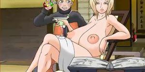 New porn Naruto and Tsunade