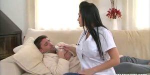 Aletta Ocean Is Hot Nurse