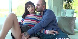 Matilda Ramos enjoying a hard fuck