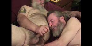 Mature Amateurs Marc and Lonnie Suck Dick
